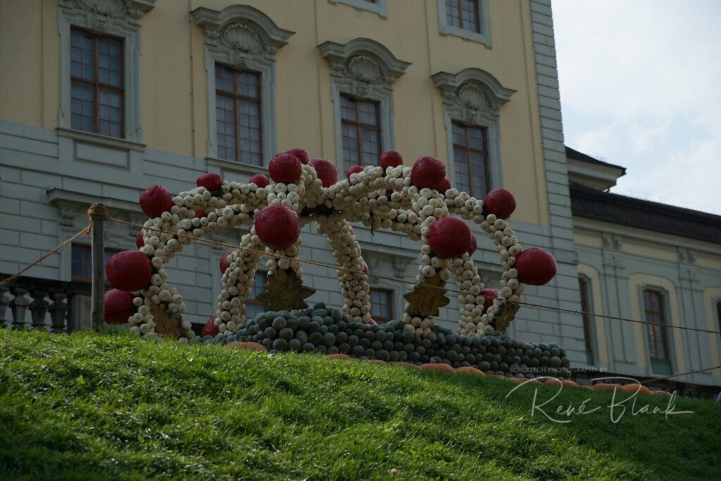 Kürbis-Ausstellung Sept. 2014